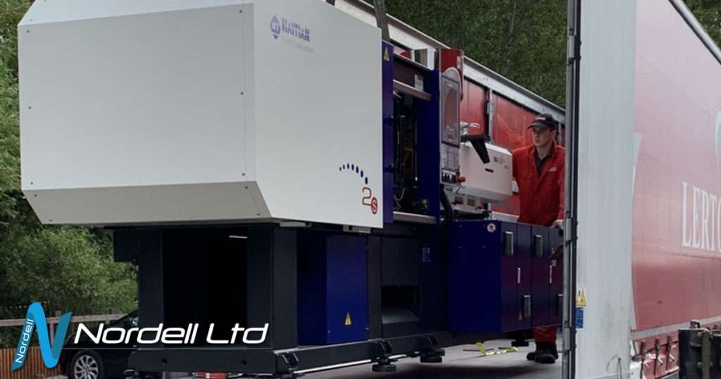 Cleanrooom Machinery delivery