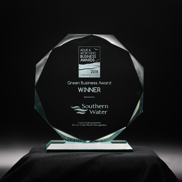 Green Business Awards Winner 2018
