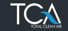 Total Clean Air Logo