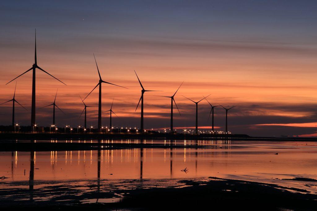 Sunrise Wind Turbine